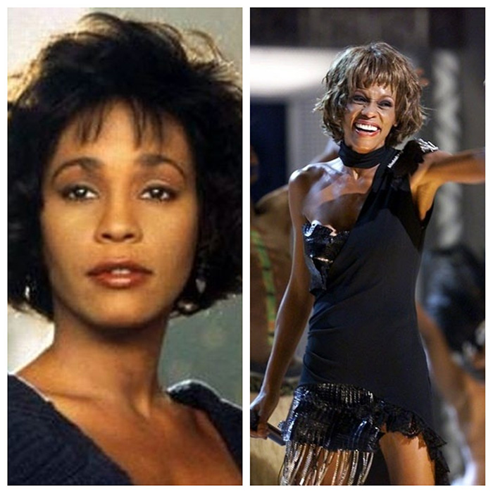 Whitney Houston'