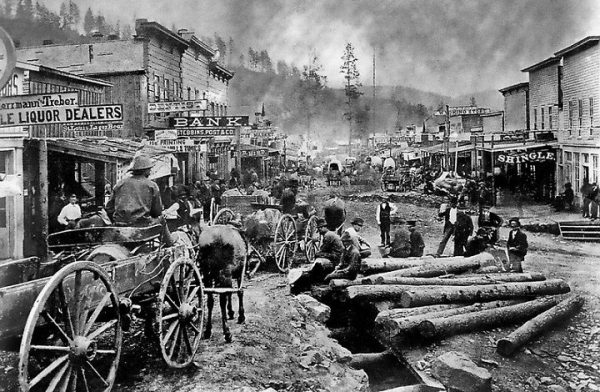 Deadwood, 1876